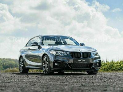 gebraucht BMW 228 i Xdrive Coupé M-Performance BIXENON HARMAN