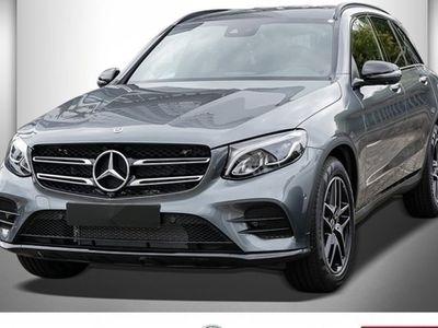 käytetty Mercedes GLC250 4MATIC AMG Line Park-Pilot Automatik LED