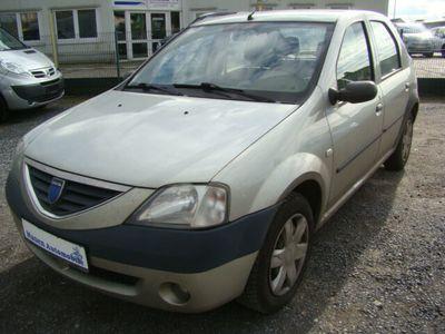 gebraucht Dacia Logan 1.6 MPI Laureate KLIMA
