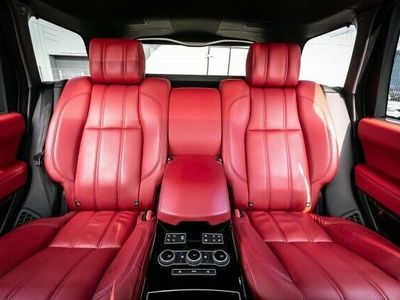 gebraucht Land Rover Range Rover V8 Supercharged Autobiography Business
