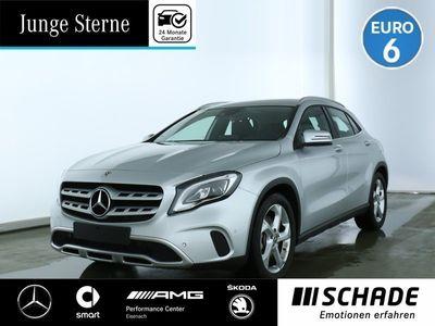 gebraucht Mercedes GLA220 4M Urban 8?Media-Display*LED*Business-P.