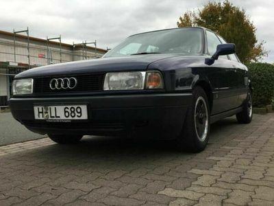 gebraucht Audi 80 B3 1.8s Klima, Europablau