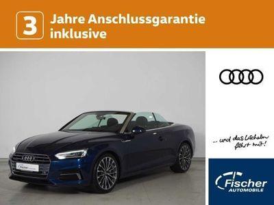 gebraucht Audi A5 Cabriolet 2.0 TFSI quattro S-line