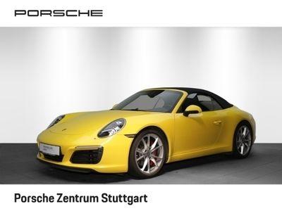 gebraucht Porsche 911 Carrera S Cabriolet 991 3.0 BOSE 20-Zoll
