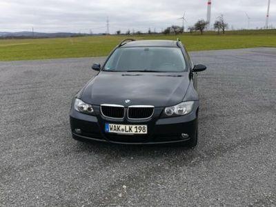 gebraucht BMW 320 d DPF Touring