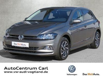 gebraucht VW Polo Join 1,0 TSI NAV/ANSCHLUSSGAR. /SH/PDC KLIM