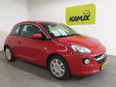 gebraucht Opel Adam 1.2 Jam +Blueth +Klima +Temp +HSA +LM