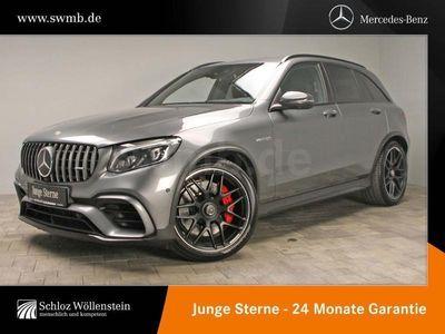 gebraucht Mercedes GLC63 AMG AMGS 4M+ Sitzklima/Drivers P./Carbon