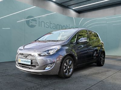 gebraucht Hyundai ix20 ix201.6 YES! Plus Blue NaviKlimaGRABTSHZ