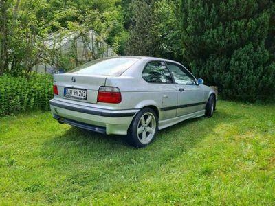 gebraucht BMW 323 Compact ti M Sport Limit Edition