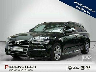 gebraucht Audi A6 Avant 3.0 TDI quattro S-tronic Navi+LED+Leder
