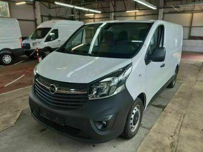 gebraucht Opel Vivaro 1Hand+14.000km SORTIMO Regalsystem