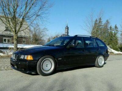 gebraucht BMW 323 E36 i Touring 170PS 6 Zylinder TÜV 11/19