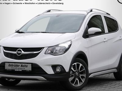 gebraucht Opel Karl Rocks 1.0 FSE USB KLIMA PDC SHZ INTELLILINK