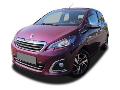 gebraucht Peugeot 108 1.2 Benzin