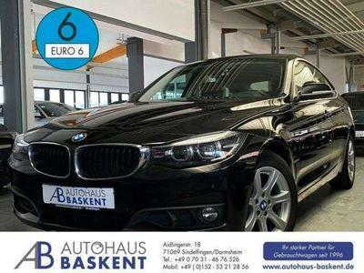 gebraucht BMW 318 Gran Turismo d Advantage*NAVIGATION*SHZ*SPORT