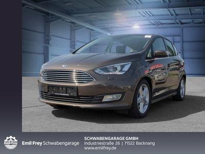 gebraucht Ford C-MAX Titanium Automatik Eco Boost