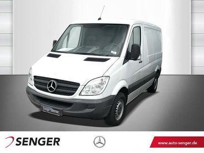 gebraucht Mercedes Sprinter 210 CDI KA L1H1+AHK+JUNGE STERNE