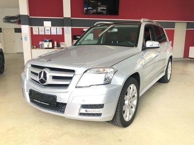 gebraucht Mercedes GLK250 GLK-KlasseCDI 4-Matic BE Pano