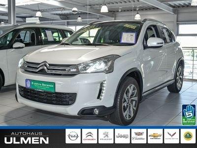 gebraucht Citroën C4 Aircross Exclusive 1.8 HDi PDC Klimaautimatik Teilleder Rad