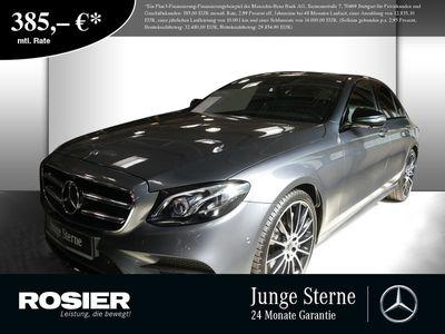 "gebraucht Mercedes E300 AMG Line Night Multib Com Wides 20"" LED N"
