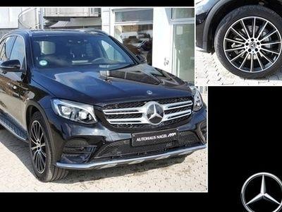 gebraucht Mercedes GLC250 4M COMAND AMG PANO BURMESTER AMBIENTE