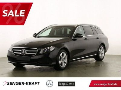 gebraucht Mercedes E220 8FACH-BEREIFT+AVANTGARDE+PANORAMA+SITZH.