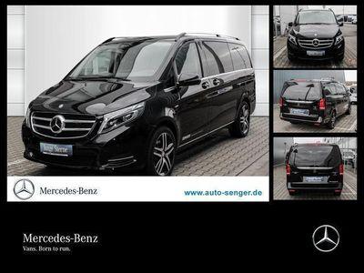 gebraucht Mercedes V250 Exclusiv Edi. 4Matic Comand 19-Zoll VOLL