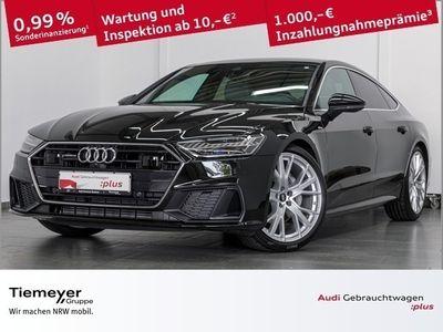 gebraucht Audi A7 Sportback 50 TDI Q 2x S LINE HD-MATRIX 2xASSIST PANO