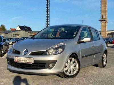 gebraucht Renault Clio III Edition Dynamique/KLIMAAUTOMATIK/EURO 4