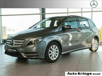 gebraucht Mercedes B180 BlueEFFICIENCY Sports Tourer