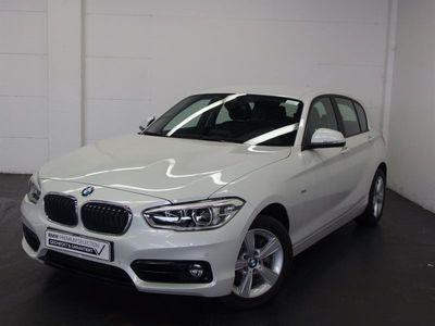gebraucht BMW 120 d Sport Line+Navi+LED+PDC+Tempomat+Leder+SHZ+