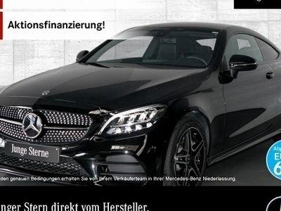 gebraucht Mercedes C180 Cp. AMG LED Night Kamera PTS 9G Sitzh Temp