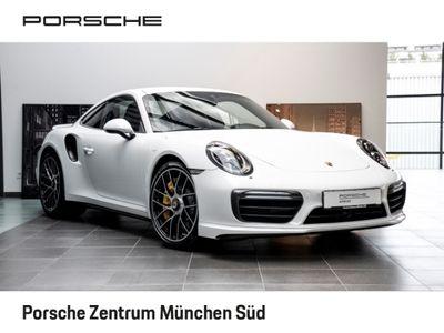 used Porsche 911 Turbo S 991 3.8 Burmester LED PDK 20-Zoll