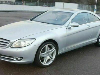 gebraucht Mercedes CL500 7G-TRONIC als Sportwagen/Coupé in Saarlouis