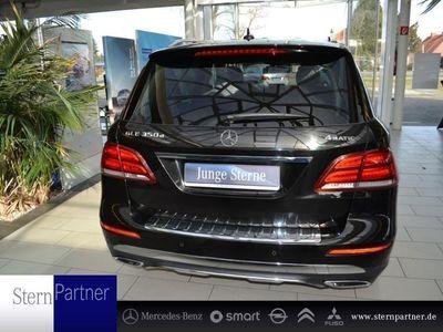 gebraucht Mercedes GLE350 d 4M Navi+LED ILS+Parkass.+Agility