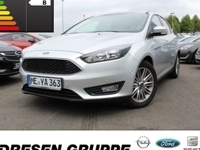 used Ford Focus Cool&Connect 1.0 EcoBoost Navi+Parklenkassistent+Lenkradheizung