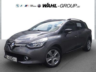 gebraucht Renault Clio IV 1.5 dCi 90 eco2 Kombi Grantour Dynamique