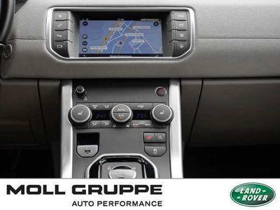 gebraucht Land Rover Range Rover evoque SE Dynamic 2.0 TD4 Xenon Navi