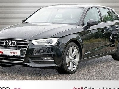 gebraucht Audi A3 Sportback 2.0 TDI S tronic Ambition