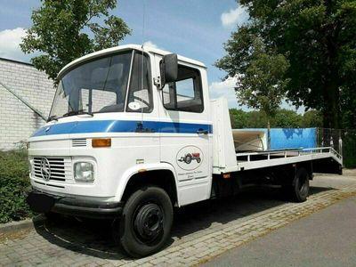 gebraucht Mercedes T2 Mercedes608d abschleppwagen 608 508 40...