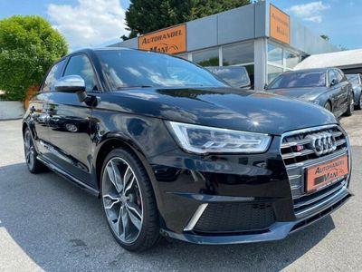 gebraucht Audi S1 Sportback 2.0 TFSI quattro/LED/Xenon/Leder/