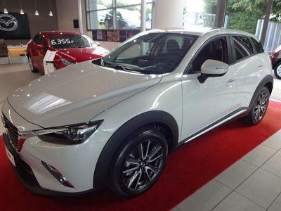 gebraucht Mazda CX-3 SKYACTIV-G 120 FWD 6 GS Sports-Line