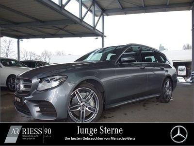 gebraucht Mercedes 450 E4M T AMG Sport Com LED Pano Wide Distr 360