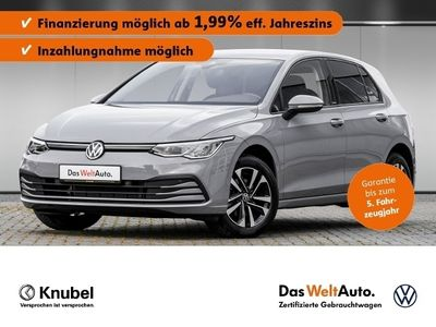 gebraucht VW Golf VIII 1.0 TSI UNITED NAVI/ACC/Dig.Cockpit/APP-CONNECT
