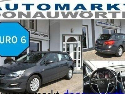 gebraucht Opel Astra 1.6 CDTI ST Edition Navi/Sitzhzg/BT/PDC