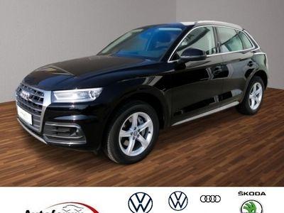gebraucht Audi Q5 40 TDI quattro Sport NAVI/ACC/18''/APP-C/2xPD