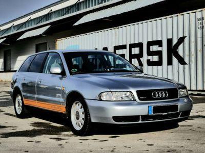 gebraucht Audi A4 Avant 2.8 quattro