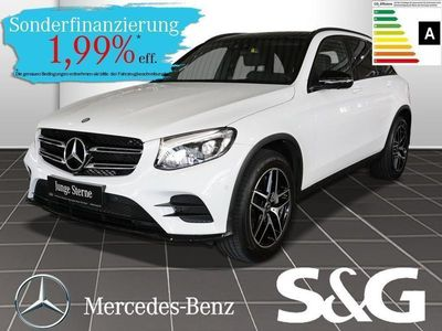 gebraucht Mercedes GLC250 d 4MATIC AMG-Line Tempomat/360°/AHK/Pano
