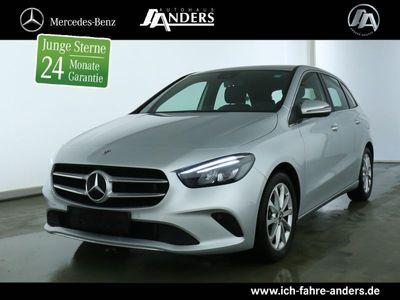 gebraucht Mercedes B180 d Progressive+Navi+LED+PDC+SHZ+Spiegel-P.